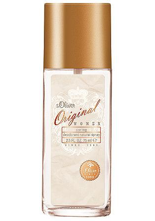 s.Oliver ORIGINAL Women Caring Deodorant Natural Spray 75 ml