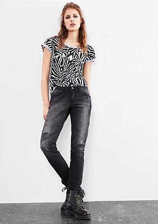 Sadie Superslim: Strgane jeans hlače