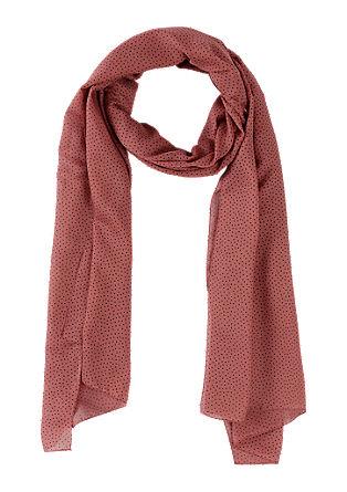 Schal mit Vintage-Muster
