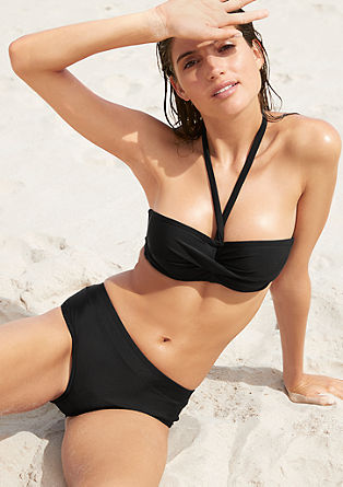 Schlichte Bikini-Panty