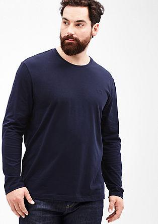 Schlichtes Langarmshirt
