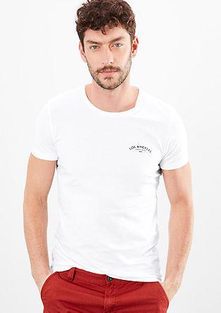 Schlichtes T-Shirt