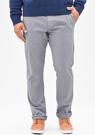 Scube relaxed: broek met riem