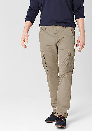 Scube Relaxed: cargo trousers from s.Oliver