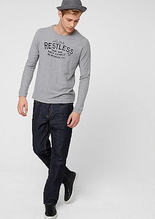 Scube Relaxed: Gefütterte Jeans