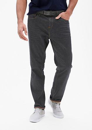 Scube Relaxed: Raztegljive jeans hlače