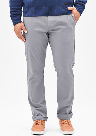 Scube Relaxed: Stretch-Chino