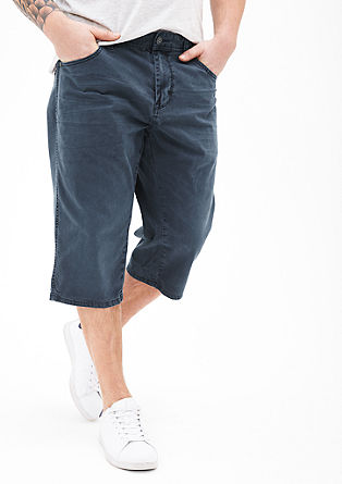 Scube Relaxed: Stretchy Bermudas from s.Oliver