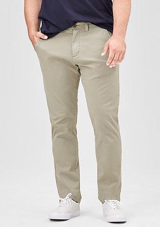 Scube Relaxed: žametne raztegljive hlače