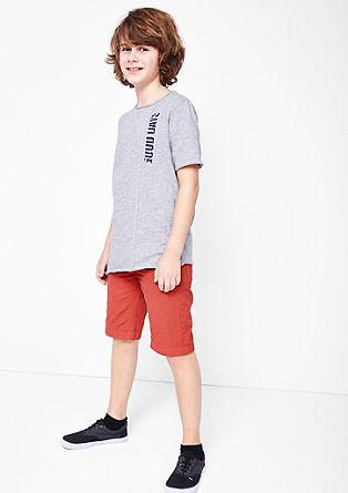 Seattle: bermuda hlače s tankimi črtami