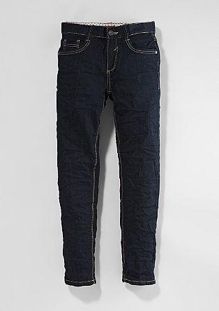 Seattle: Jeans aus Raw Denim