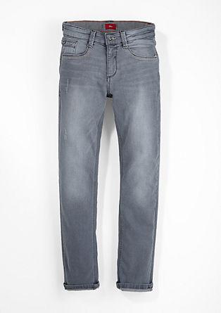 Seattle: Jeans mit Bicolor-Nähten