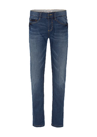 Seattle: Lightweight, soft jeans from s.Oliver