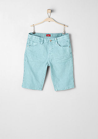 Seattle: linen blend Bermudas from s.Oliver