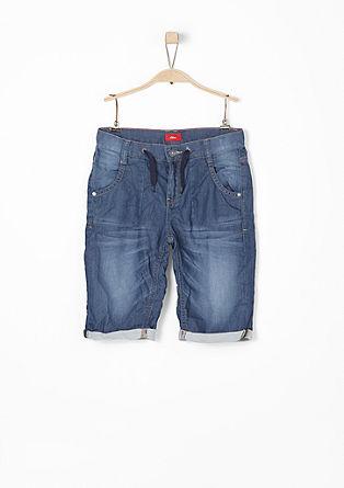 Seattle: ohlapne bermuda hlače iz jeansa