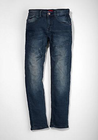 Seattle: Stretchige Sweat-Jeans