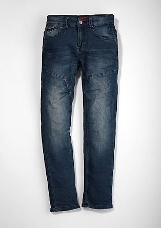 Seattle: stretchy sweat jeans from s.Oliver