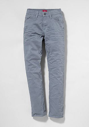 Seattle: stretchy twill trousers from s.Oliver