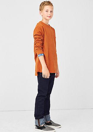 Seattle: temne jeans hlače