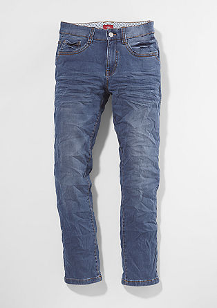 Seattle:mehke raztegljive jeans hlače