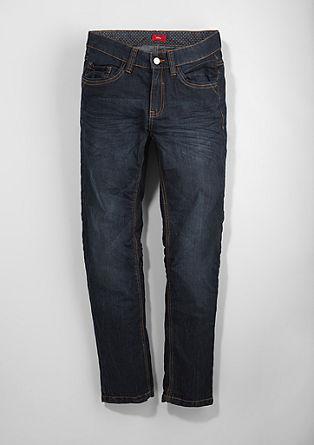 Seattle BIG SIZE: Raztegljive jeans hlače