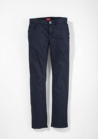Seattle Slim: Barvne jeans hlače