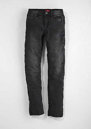 Seattle Slim: Colored Stretch-Jeans