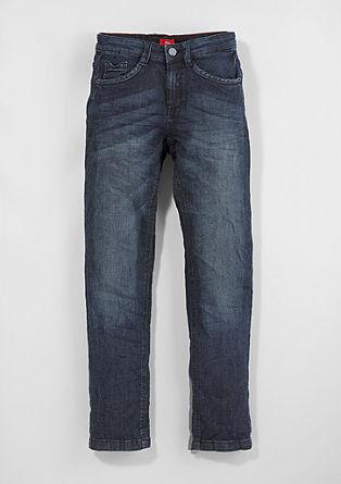Seattle Slim: raztegljive jeans hlače