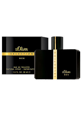 SELECTION MEN Eau de Toilette, 30 ml
