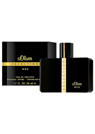 SELECTION MEN Eau de Toilette, 50 ml