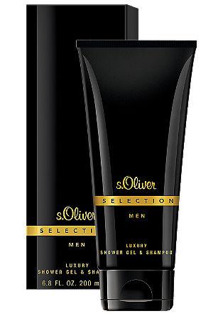 SELECTION MEN Luxury douchegel & shampoo 200 ml