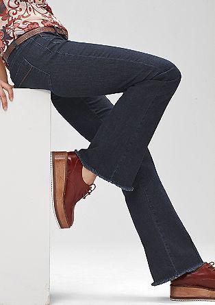 Selina: raztegljive hlače na zvonec