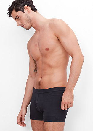 Set van 2 jersey boxershorts - low cut
