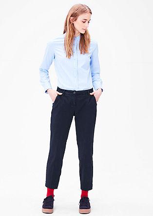 Shape Ankle: Raztegljive hlače chino