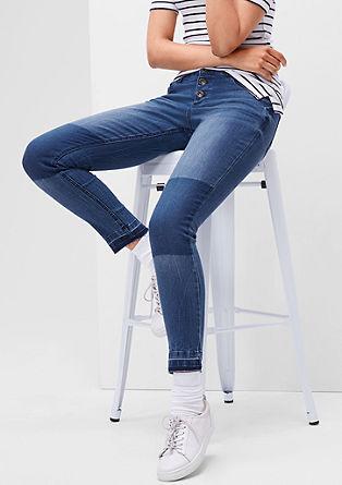 Shape Ankle: raztegljive jeans hlače