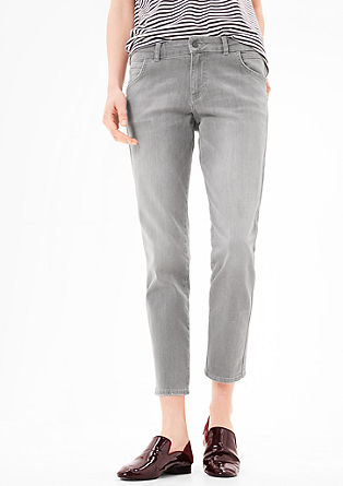 Shape Ankle: stretch jeans from s.Oliver