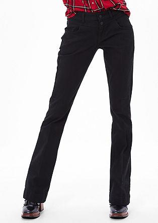 Shape Bootcut: Barvan jeans