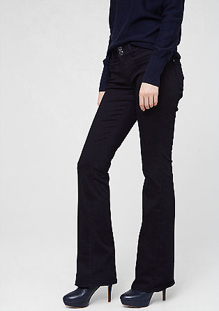 Shape Bootcut: dark stretch jeans from s.Oliver