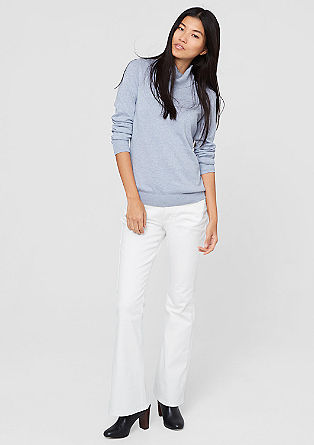 Shape Flare: slim-fitting flared jeans from s.Oliver