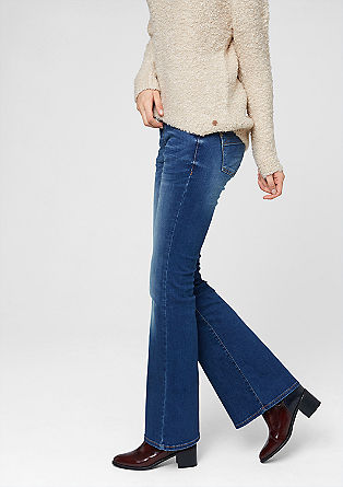 Shape Flare:stretch jeans from s.Oliver