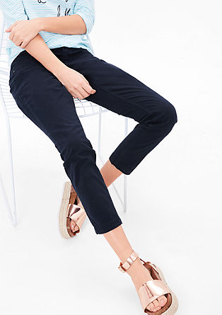 Shape Skinny: ankle-length trousers from s.Oliver