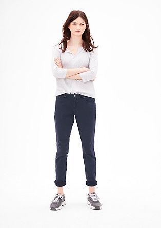 Shape Skinny: barvené denimky