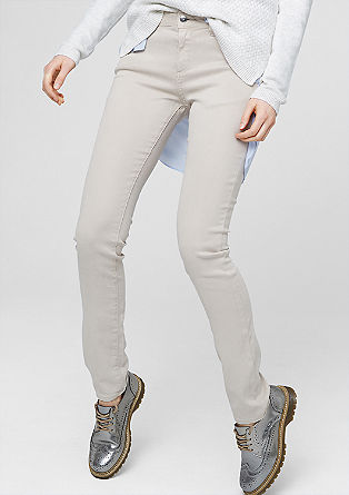 Shape Skinny: Colored Denim