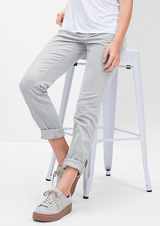 Shape Skinny: stretch corduroy trousers from s.Oliver