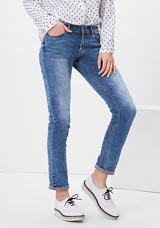 Shape Skinny: stretch jeans from s.Oliver