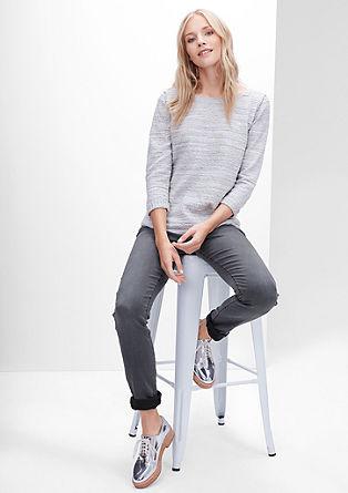 Shape Slim: Barvne jeans hlače