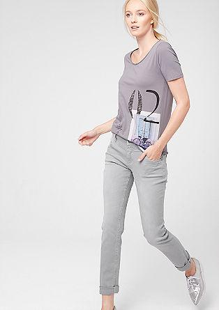 Shape Slim: Colored Denim