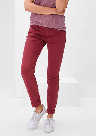 Shape Slim: Colored Denim
