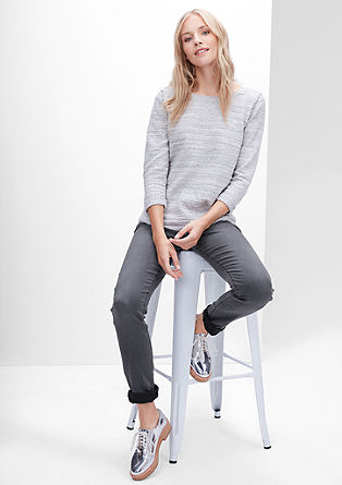 Shape Slim: coloured jeans from s.Oliver