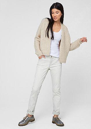 Shape Slim: coloured vintage jeans from s.Oliver